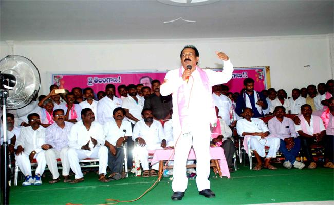TRS Leader Ravindra Rao Talk About Telangana Movement Warangal - Sakshi