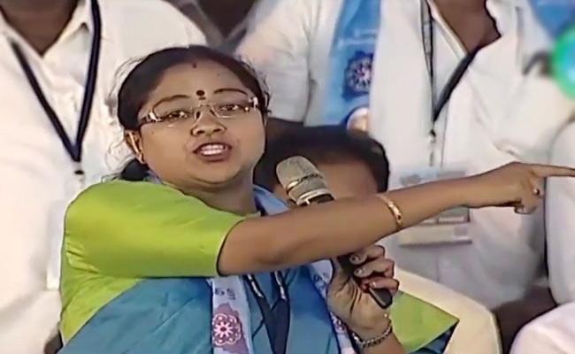 Joshna Sensational Comments On Kodandaram TJS Party - Sakshi
