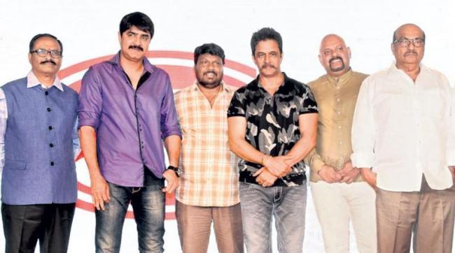 Kurukshethram Movie Pre Release Event - Sakshi