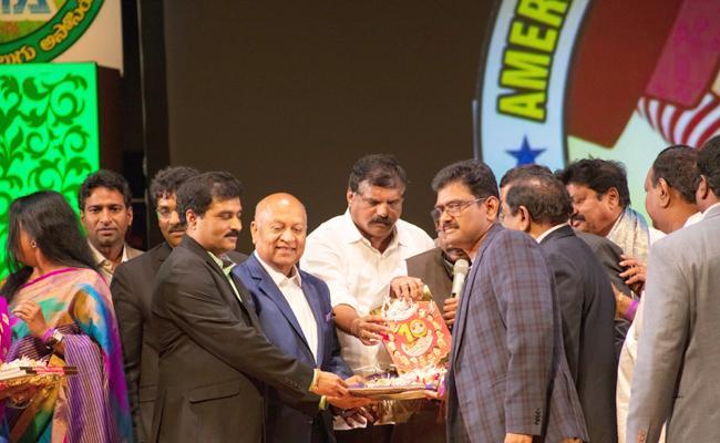 APTA 2018 National Convention - Sakshi