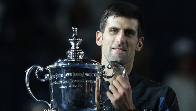 Novak Djokovic Wins US Open 2018 - Sakshi