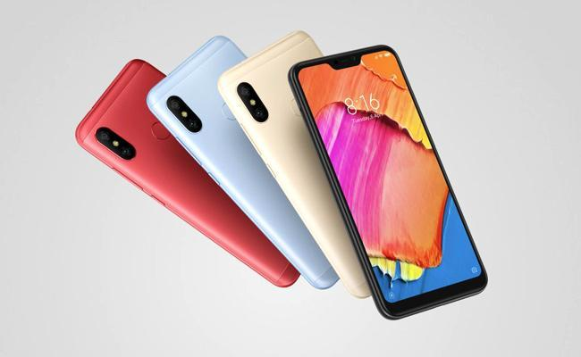 Xiaomi Redmi 6 to go on first flash sale in India today - Sakshi