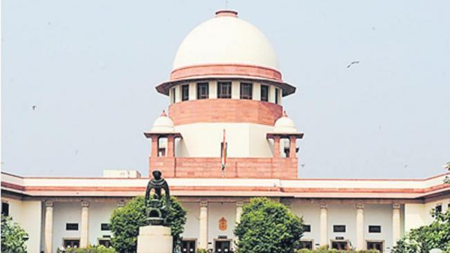 Is this some kind of a joke, asks Supreme Court - Sakshi