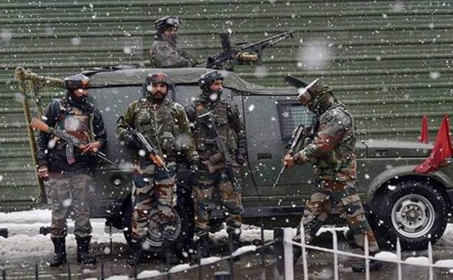 Terrorists 'shelf life' reduced in Kashmir with over 360 killed in two years - Sakshi