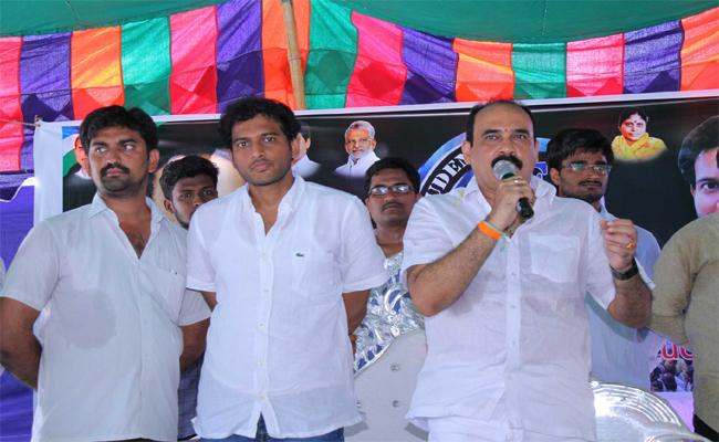 Balineni SrinivasReddy Slams TDP Party Prakasam - Sakshi