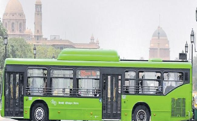Hydrogen CNG Vehicle To Control Pollutions - Sakshi