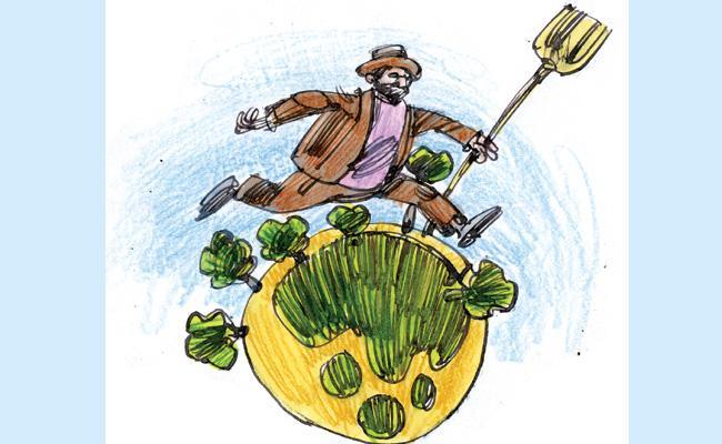 Kathasaram, How Much Land Does A Man Need Novel - Sakshi
