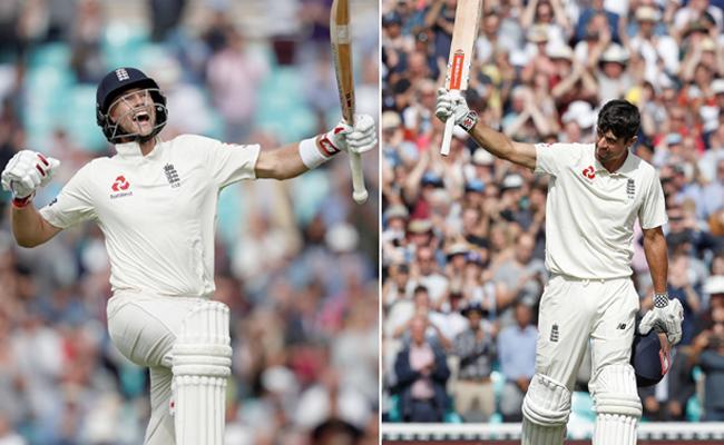 England Declared Second Innings - Sakshi