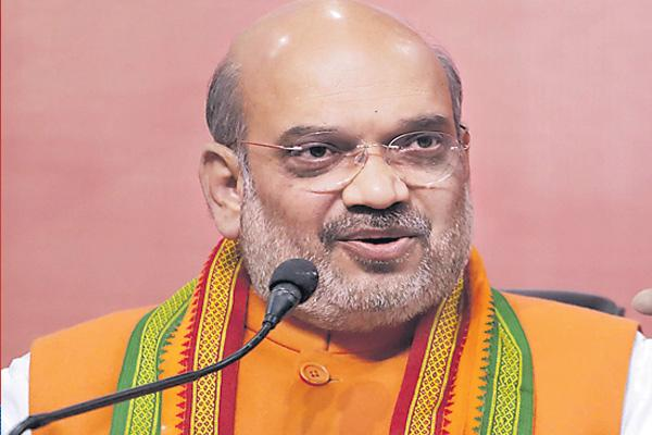 BJP to remain in power for next 50 years: Amit Shah - Sakshi