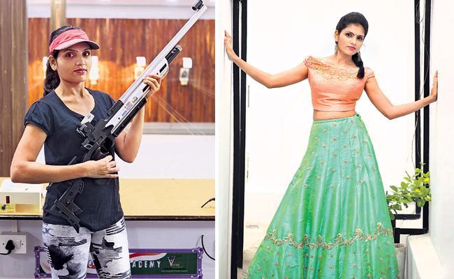 Raifil Shooter Harika Rao Special Interview - Sakshi
