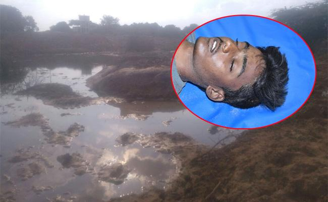 Boy Died In Pond Chittoor - Sakshi