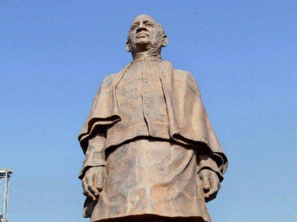 PM Modi To Unveil World's Tallest Statue Of Sardar Patel On October 31 - Sakshi