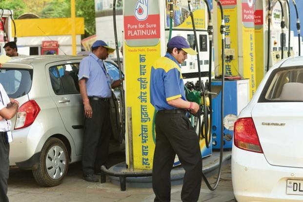 Petrol Prices Highest In India At These Maharashtra Town - Sakshi