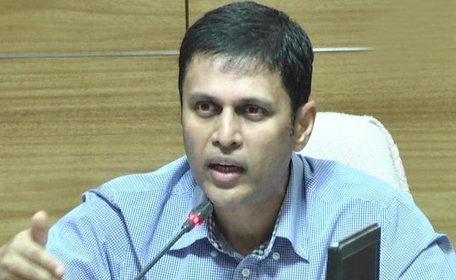 Rajath Kumar met OP Rawat Over Telangana Elections - Sakshi