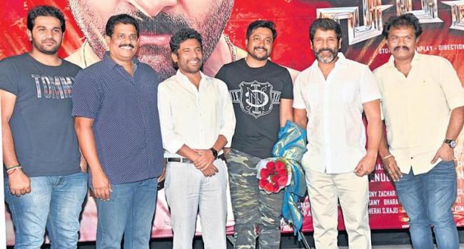 Saamy 2 Trailer Launch Event - Sakshi