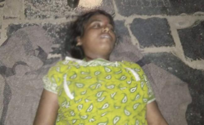 Dowry Harassments Married Woman Commits Suicide - Sakshi