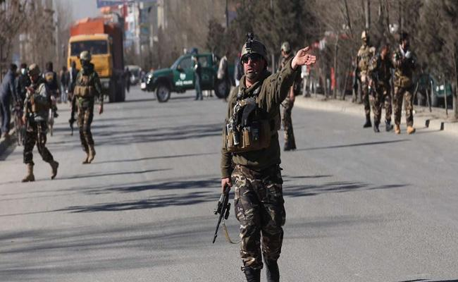 29 Died In Taliban Terrorists Attack On Security Forces In Kabul - Sakshi