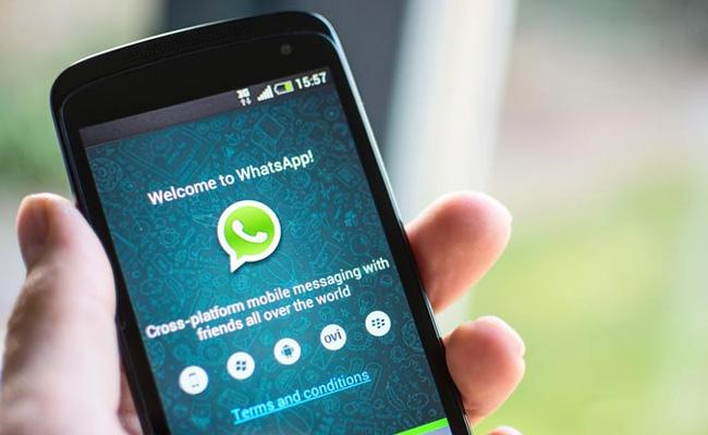Whatsapp Launches New Option - Sakshi