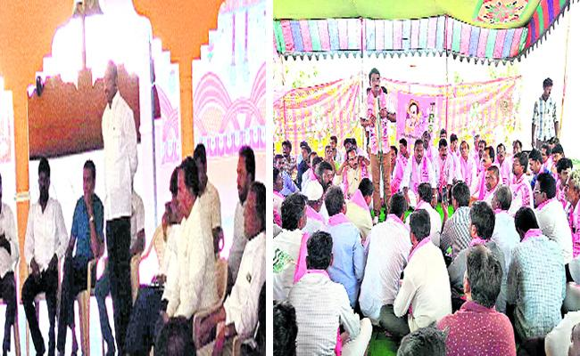 Telangana Election TRS Leaders Tension Mahabubnagar - Sakshi