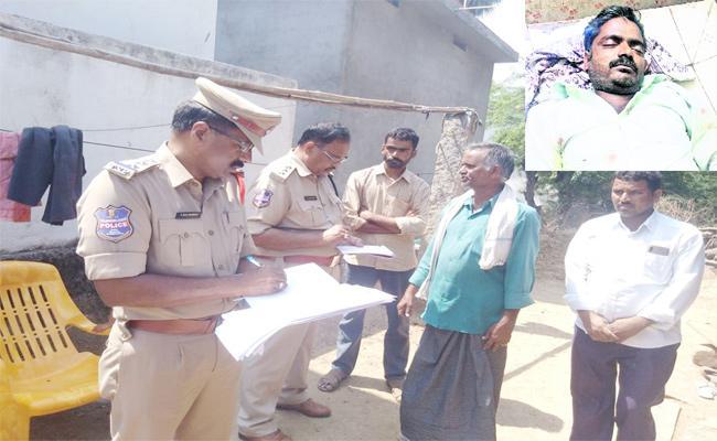 Attack Case Man Died In Nalgonda - Sakshi
