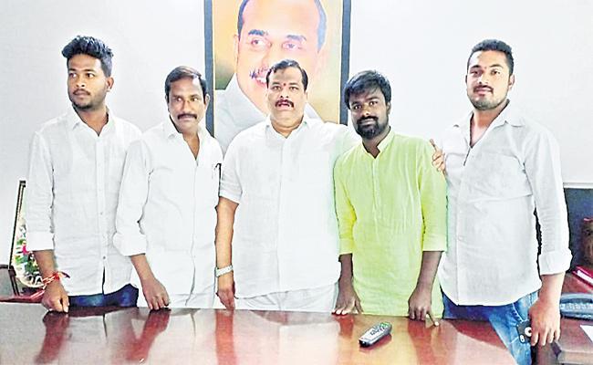 YSRCP Leader Bobbili Sudhakar Reddy Talk TS Elections Rangareddy - Sakshi