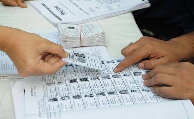 Adilabad Voter Notification - Sakshi