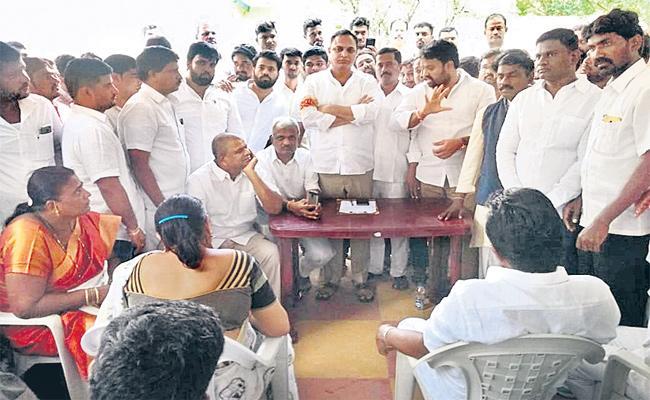Telangana Elections Alliance Politics Rangareddy - Sakshi