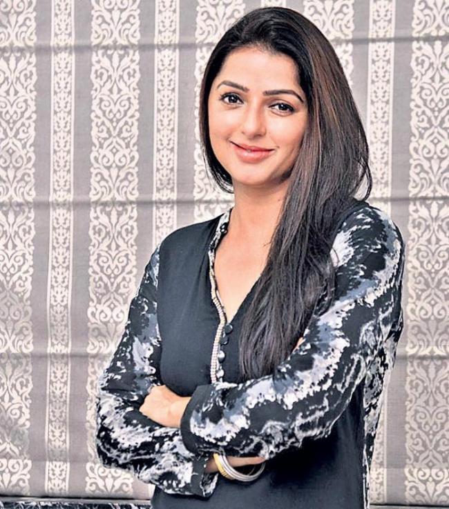 U Turn Movie Actress Bhumika Chawla Interview - Sakshi