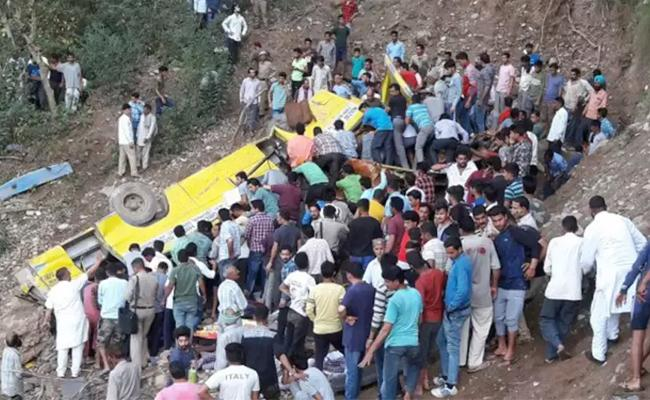 Accidents Are Occurring At Ghat Roads And Mountain Areas - Sakshi