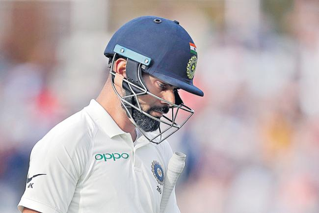 Ind vs Eng 5th Test : Rahul, Rahane take India to 58/3 - Sakshi