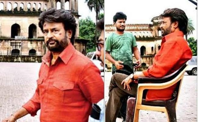 Rajinikanth Petta Scenes Leaked - Sakshi