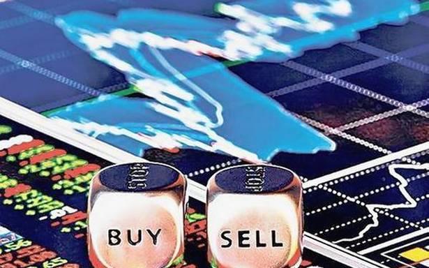 Sensex Trades Flat, Nifty Below 11,450 - Sakshi