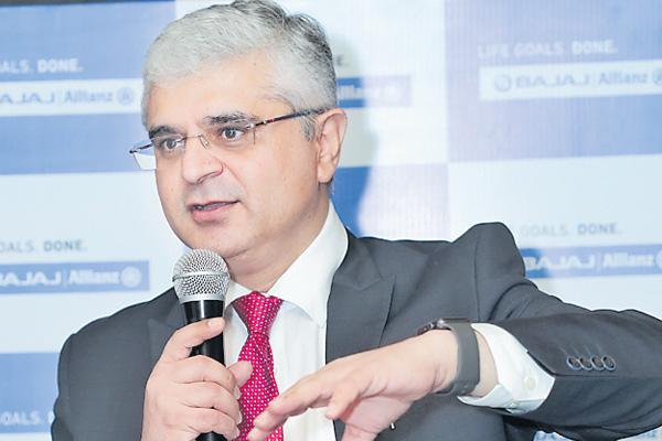 Bajaj Allianz Life forays into health insurance - Sakshi