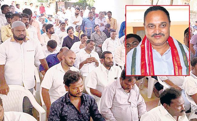 Bandari Laxma Reddy Fire On TDP And Congress Alliance - Sakshi