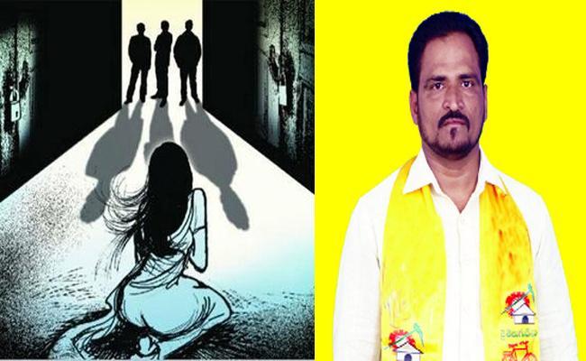 Nirbhaya Case File Against TDP Councillor Anwar Basha Anantapur - Sakshi