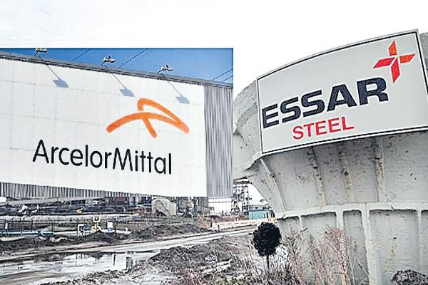 ArcelorMittal raises bid for Essar Steel to ₹42000 crore - Sakshi