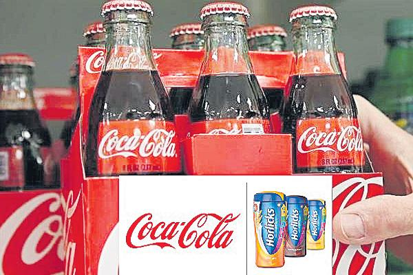 Coca-Cola in race to buy Horlicks from GlaxoSmithKline - Sakshi