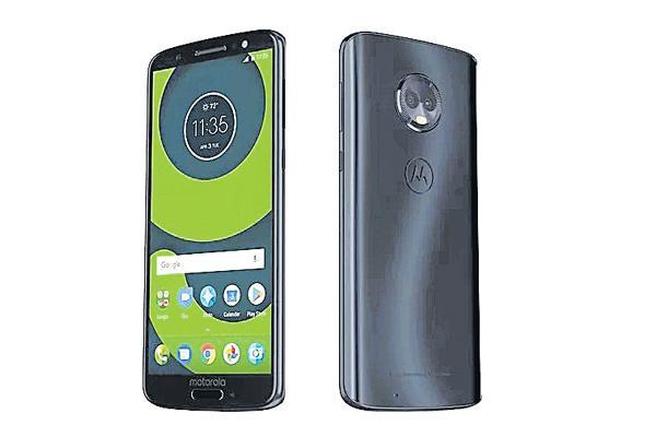 Motorola launches Moto G6 Plus in India - Sakshi