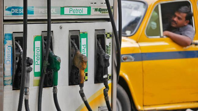 Petrol, Diesel Prices: West Bengal Cuts Rates - Sakshi