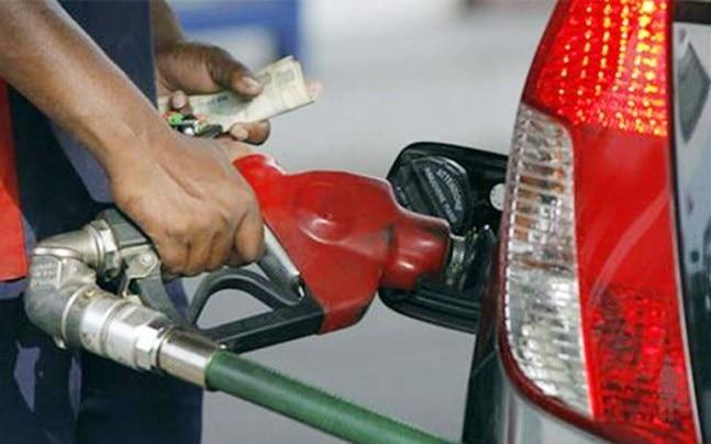Petrol diesel prices hit new highs  Sept 11th - Sakshi