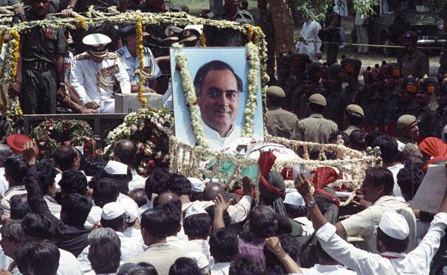 Article On Rajiv Gandhi Assassination Case - Sakshi