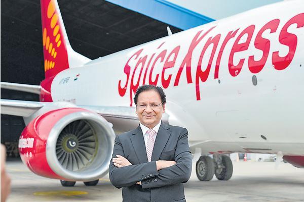 SpiceJet to start cargo service SpiceXpress - Sakshi