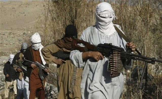 New Taliban Attacks Kill Dozens of Afghan Soldiers and Police Officers - Sakshi