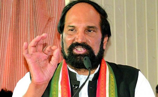 Uttam Kumar Reddy Fires Over Jagga Reddy Arrest - Sakshi