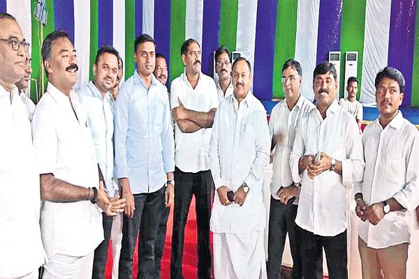 YSR Congress Party state level meeting today in Visakhapatnam - Sakshi