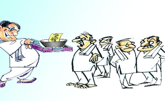 TRS Leaders Unhappy To MLA Tickets Use In Mahabubnagar - Sakshi