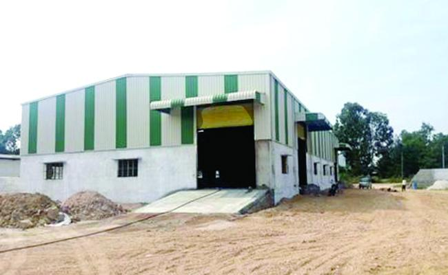 Warehouseman To Land Shortage Problems Rangareddy - Sakshi