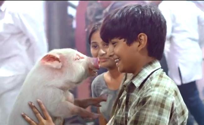 Ravibabu Adhugo Trailer - Sakshi