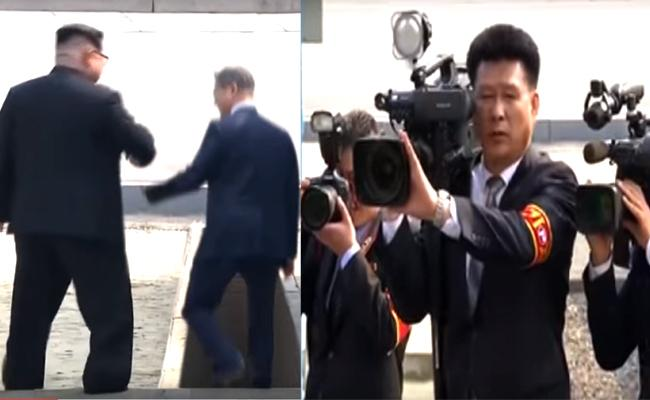Corrupt Officer execution by Kim Jong Un is Fake video - Sakshi