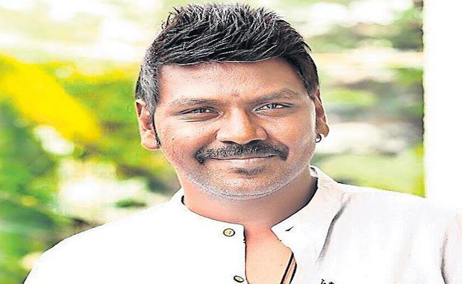 Mother Teresa Award To Raghava Lawrence - Sakshi